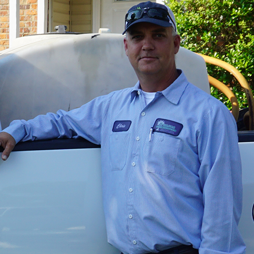 Chris Corbett – Pest Control Manager